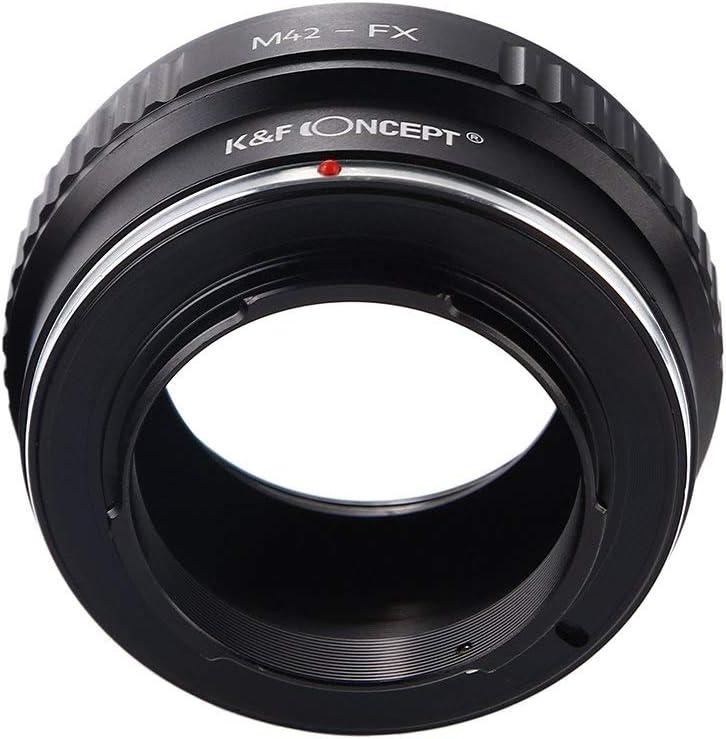 Macro Focusing M42 Lens to Fujifilm X-Pro2 E2 FX FUJI Adapter helicoid 27-59mm