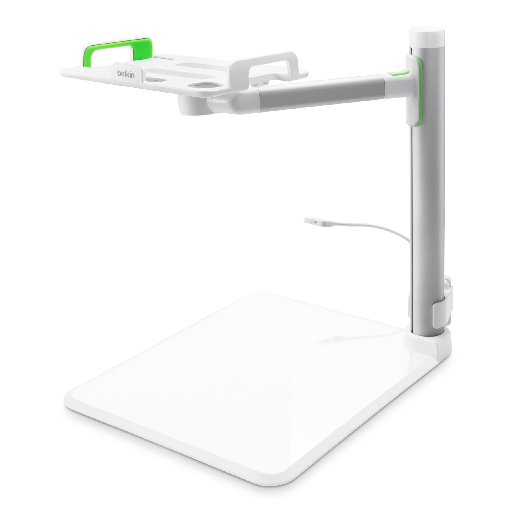 Belkin B2B054 Tablet Stage Stand for Presenters and Lecturers for Tablets from 7-11 Inches Including All Generations of iPad, iPad mini and iPad Air, Designed for School and Classroom by Belkin (Image #2)