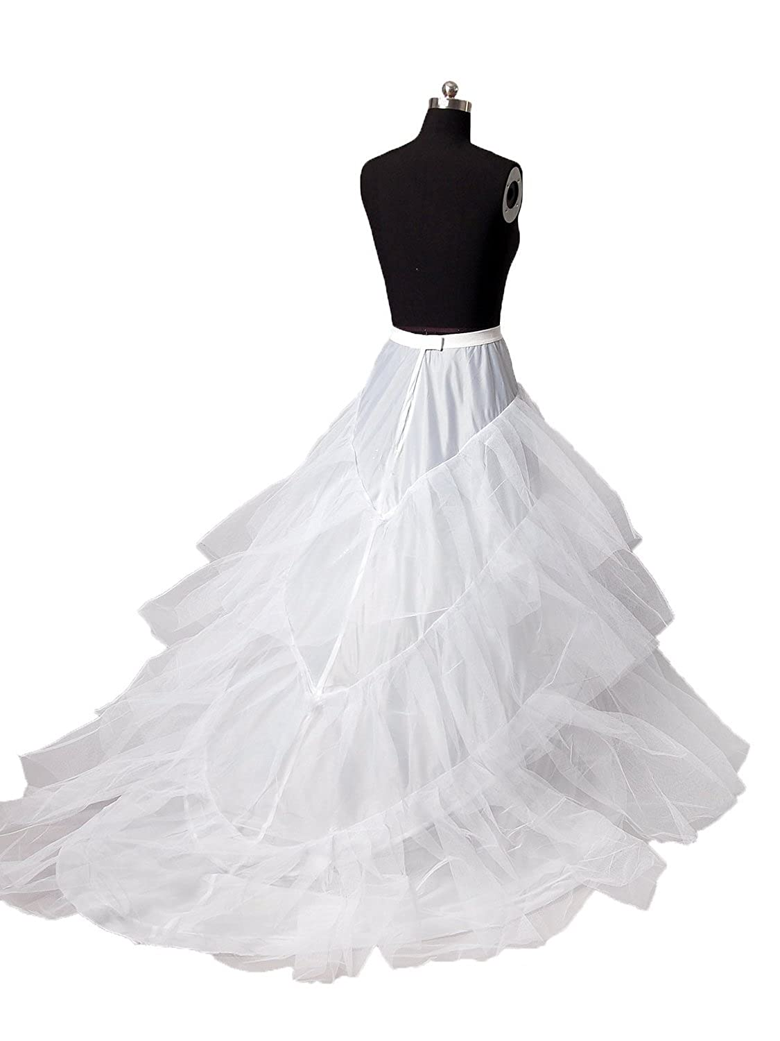 Petticoats Skirts Slip - Women 2015 A-Line/Ball Gown/Train Dress 005 at Amazon Womens Clothing store: