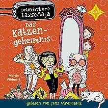Das Katzengeheimnis (Detektivbüro LasseMaja 25) Hörbuch von Martin Widmark Gesprochen von: Jens Wawrczeck