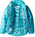 Columbia Girls Gold 550 Turbodown Hooded Down Jacket