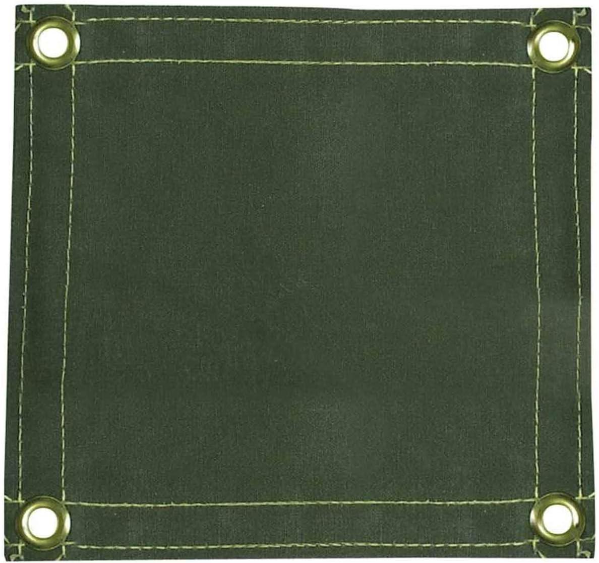 Tillman 583R610 6X10 12oz 1 Panel Olive Duck Replacement Welding Cu