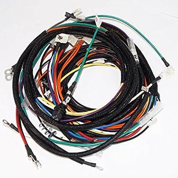 djs tractor parts / wiring harness kit - allis chalmers d14, d15 series i -  ac-2260d