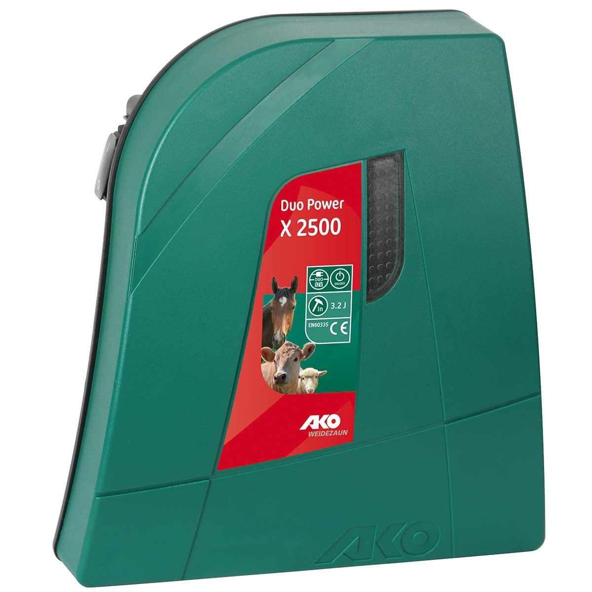 Ako Weidezaungerät Duo Power X 2500 12/230V NEU