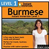 Instant Immersion Level 1 - Burmese [Download]