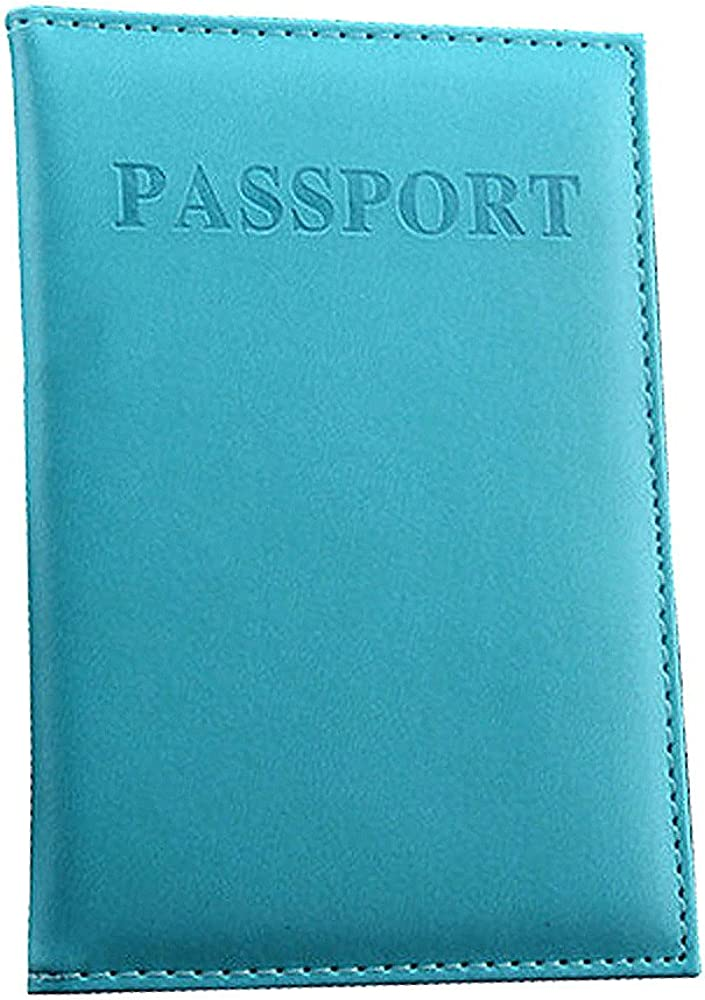TEEGUI Travel Passport Case ID Card Cover Holder Protector Organizer Day Clutches
