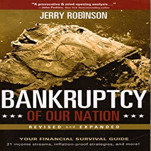 Bankruptcy of Our Nation Audiobook