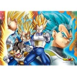 108-piece jigsaw puzzle DRAGON BALL prince of the Super Saiyan's this I (18.2x25.7cm)