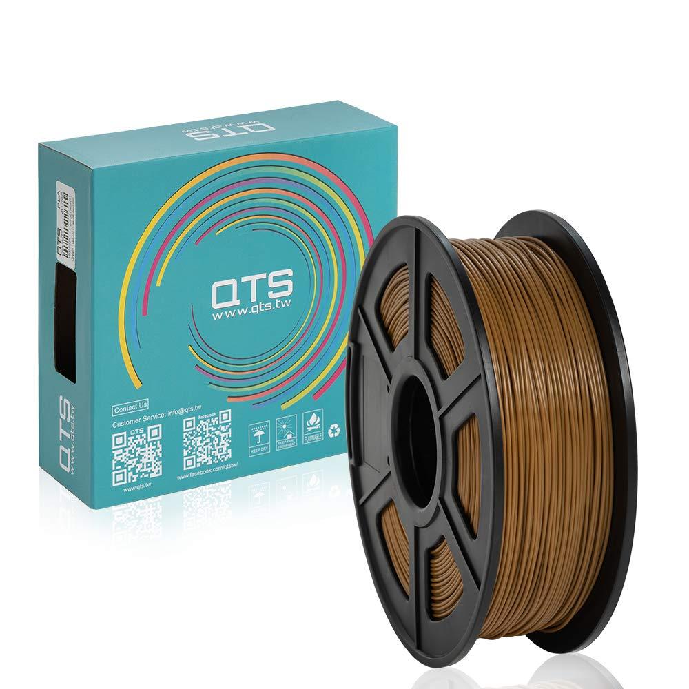QTS Pla filamento de impresora 3d, 1,75 mm de diámetro, 1 kg ...