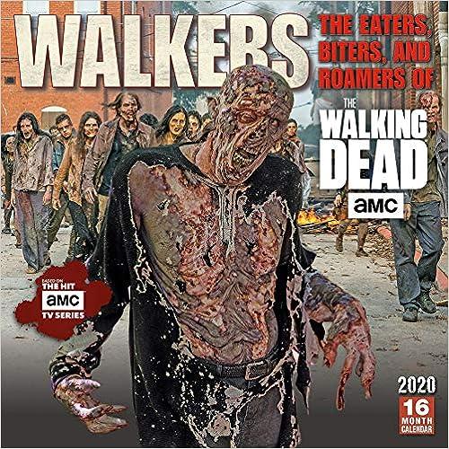 Walkers 2020 Calendar: