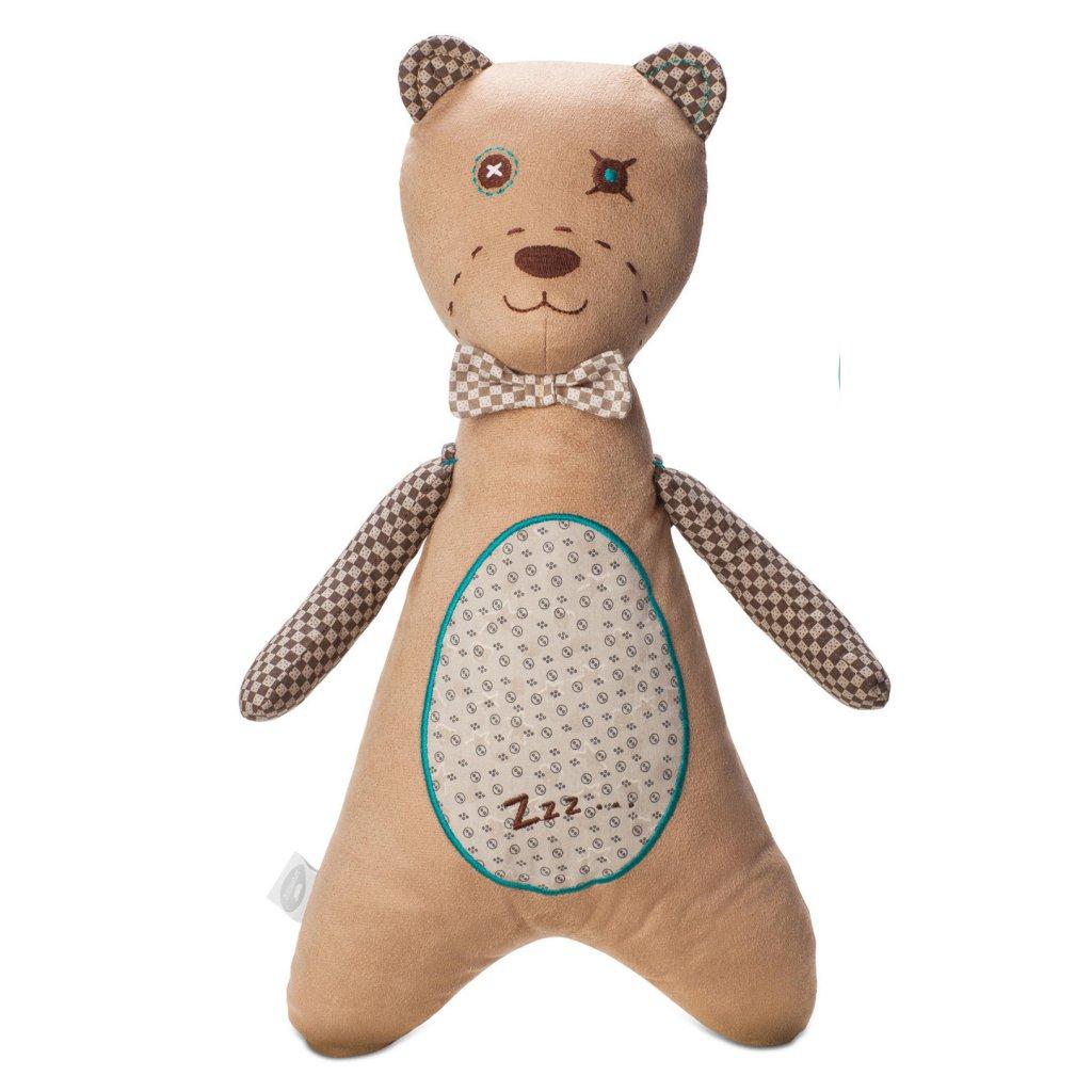 myHummy Filbert Bruit Blanc Teddy avec capteur de Veille Szumisie