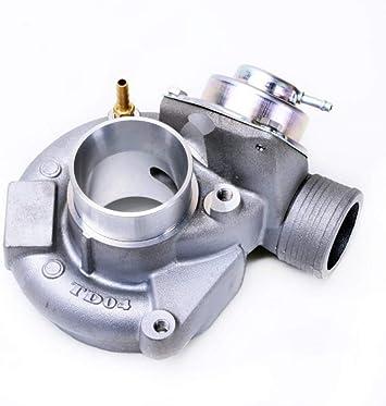 Kinugawa Turbo Compressor Housing VOLVO S70 850 TD04 TD04HL 20T w// BOV Kit