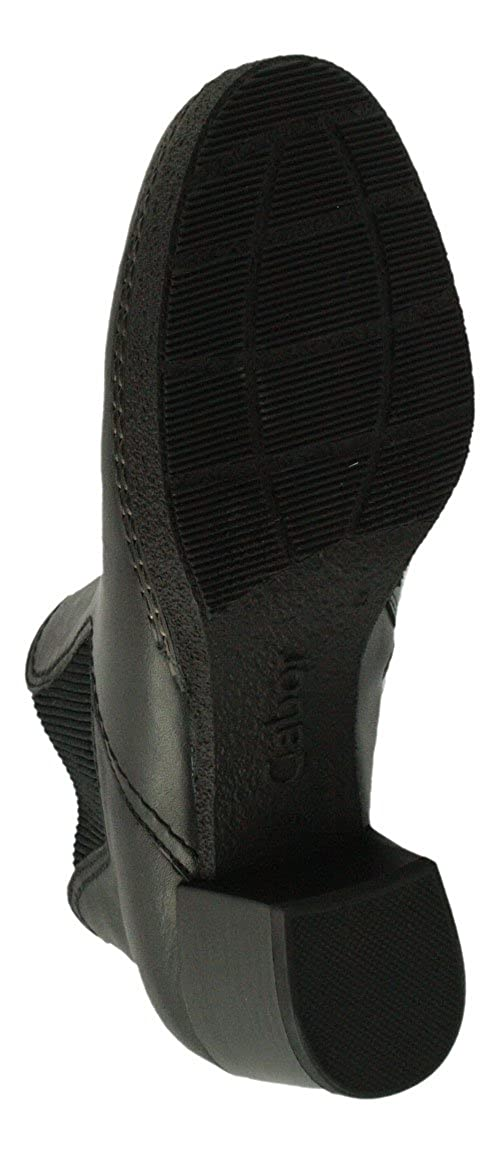 Gabor - | Comfort | Stiefelette - Gabor schwarz Schwarz 0c3cbf