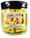 Mango 50G Ultra Premium Beamer Ice Drops Hookah Shisha Smoking Gel. Each bowl lasts 2-4 Hours! USA Made, Huge Clouds, Amazing Taste! Better Taste & Clouds than Tobacco!
