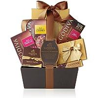 Godiva Chocolatier Chocolate Celebration Gift Basket, Classic