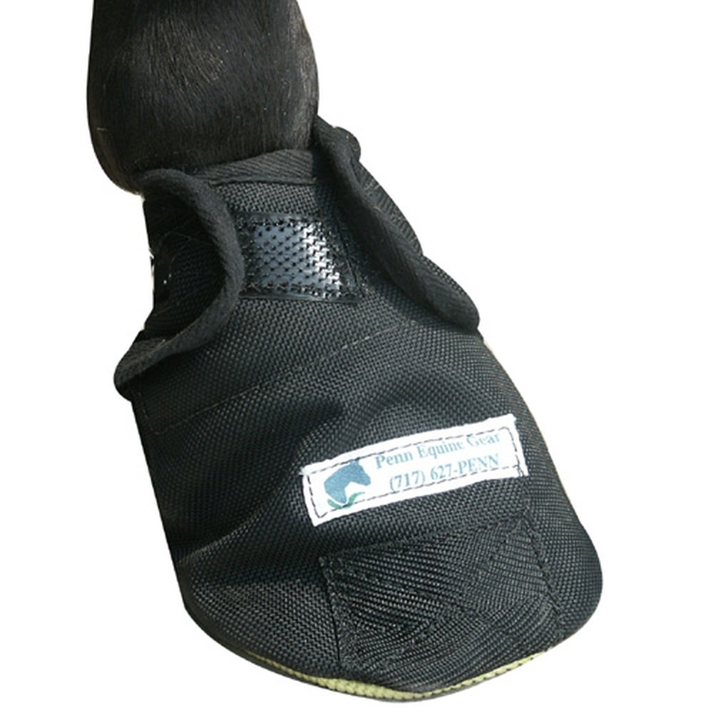 Black XXL Black XXL Intrepid International The Hoof Sock