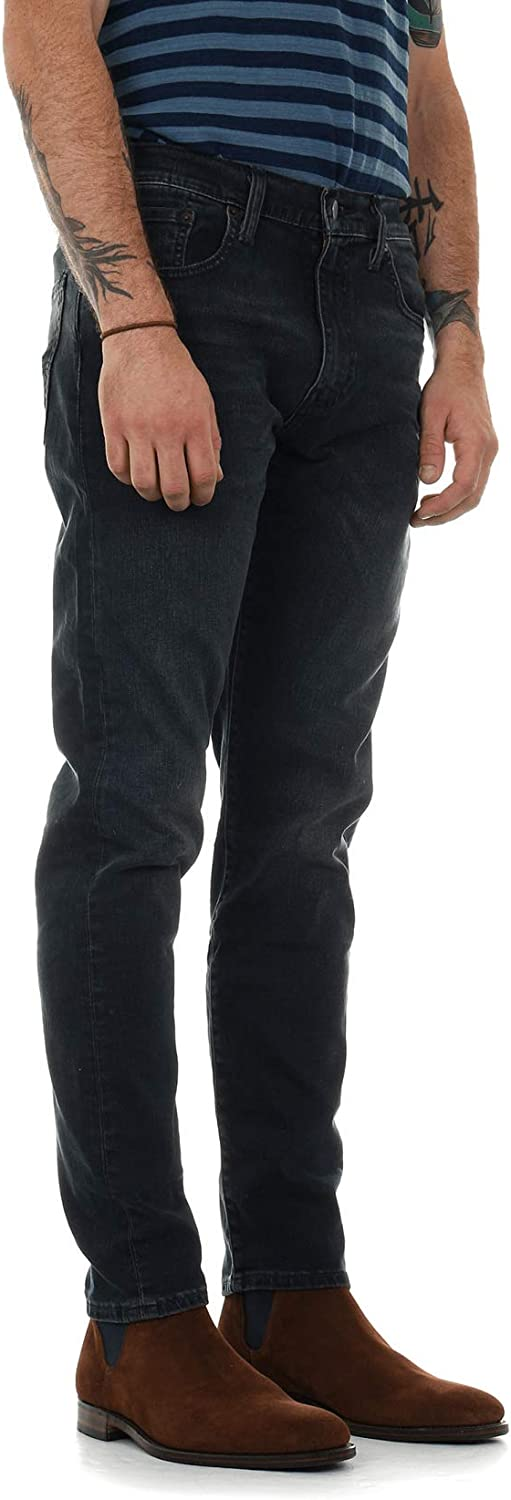 Levi's Hombre 512 Steinway Slim Fit Tapered Jeans, Azul
