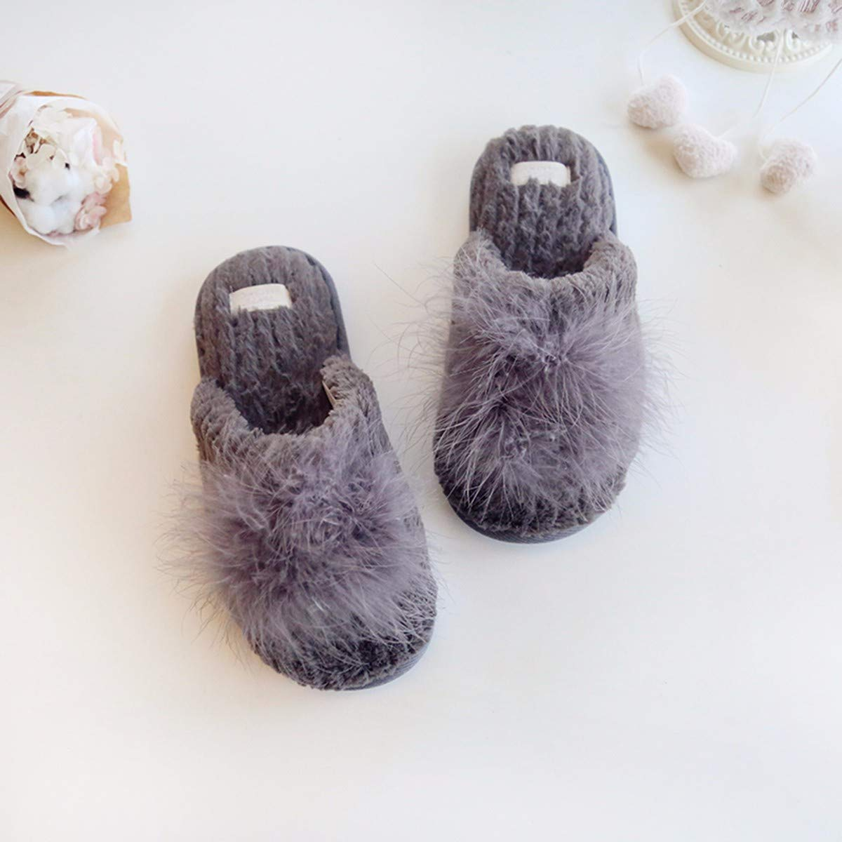 Winter Home Slippers Warm Cotton Slippers. QPGGP-Slippers Autumn