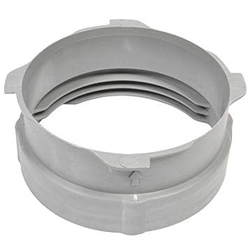 Spares2go - Adaptador de manguera de ventilación para secadora Beko: Amazon.es: Hogar