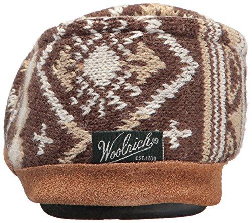 Woolrich Womens Whitecap Gebreide Slipper Somerton