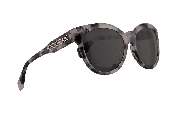 244cbe3ee0 Amazon.com  Michael Kors MK2083 Portillo Sunglasses Grey Tortoise w Dark  Grey Lens 57mm 335287 MK 2083  Clothing