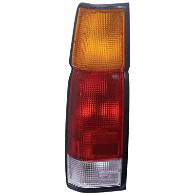 TYC 11-1682-00 Compatible with NISSAN Pickup Driver Side Replacement Tail Light Assembly: Automotive