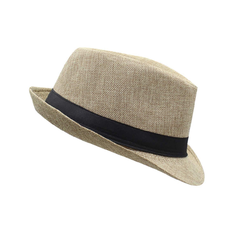 Men Fedoras Hat Women Felt Hats Beach Hats Wide Brim Brand Church Boater Sun Fedoras Summer Top Hats