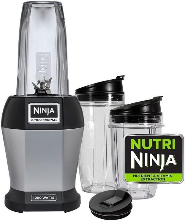 Ninja BL455_30 Nutri Professional Personal Blender