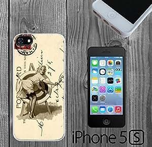 Bullseye Pinup Custom made Case/Cover/Skin FOR iPhone 5/5s