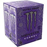 Monster Ultra Violet 4X500ml