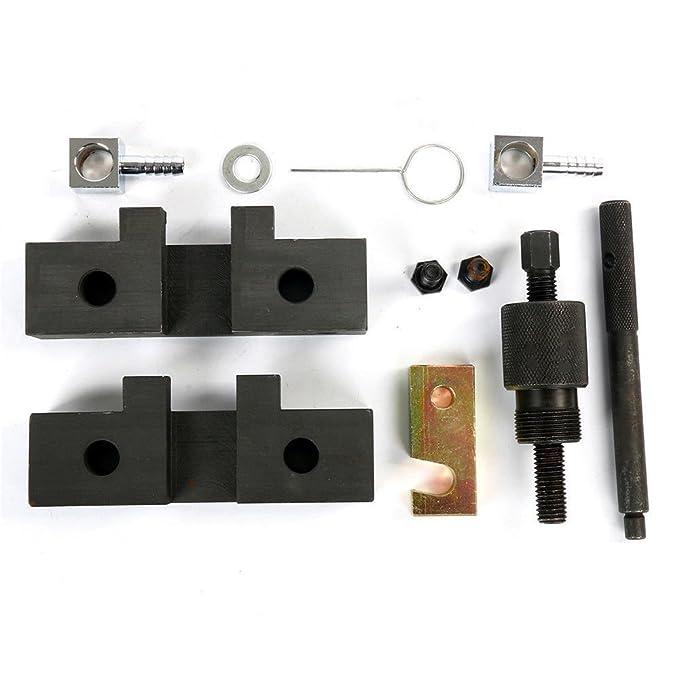 Tdogs - Kit de herramientas de ajuste de horario para BMW M52TU/M54/M56: Amazon.es: Jardín