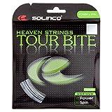 #2: Solinco-Tour Bite Tennis String Silver-()
