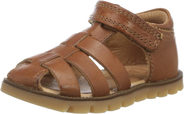 Bisgaard Unisex-Kinder Beka Geschlossene Sandalen