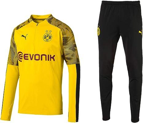 Himno Constitución Malversar  PUMA 2019/20 - Chándal para Hombre, diseño del Borussia Dortmund, Todo el  año, Hombre, Color Amarillo, tamaño Large: Amazon.es: Deportes y aire libre