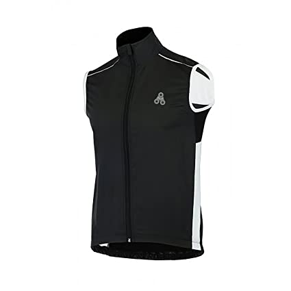 URBAN CYCLING WINDBREAKER VEST - Windproof and Reflective sleeveless jacket  vest gilet for road cycling 169e0c96e