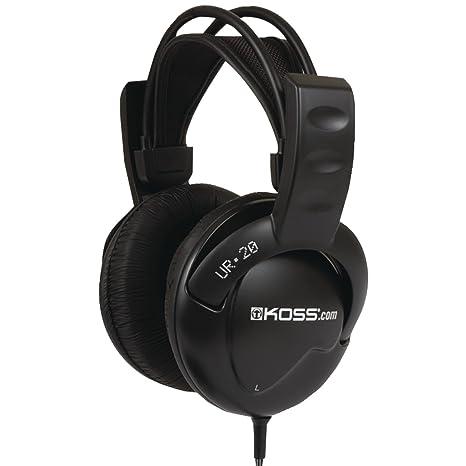 Koss UR20  Stereophone  Amazon.it  Elettronica ab41f5ffc00c