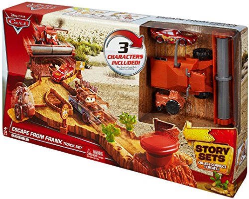 Cars Frank (Mattel Disney/Pixar Cars Escape From Frank Track Set)