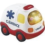 VTech - 202415 - Véhicule Miniature - Tut Tut Bolides - Clémence Sos Ambulance