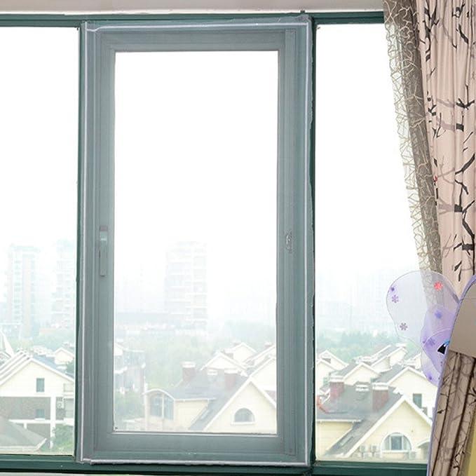 Amazon.com: Juego de 2 mosquiteras de malla para ventana ...
