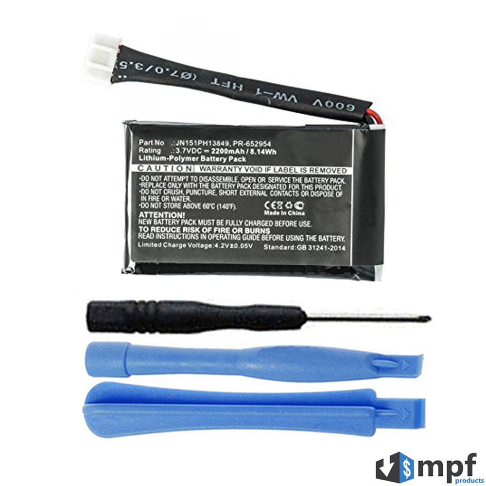 Bateria para JBL Flip 2 2200mAh PR-652954