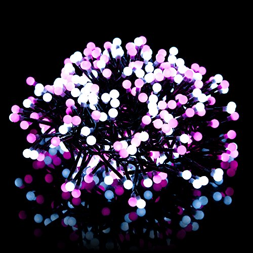 Outdoor Lighted Balls For Trees - 8