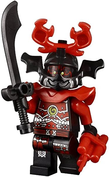 NEW LEGO NINJAGO LEGACY STONE WARRIOR MINIFIGURE SCOUT ARMOUR STONE ARMY