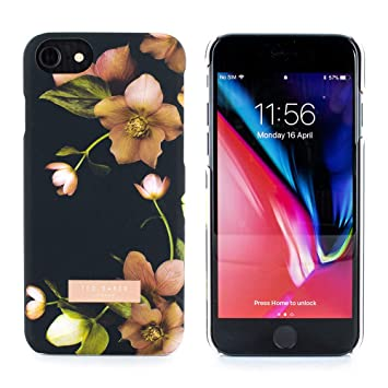 fac581715cfc3 Ted Baker NILLINI AW18 Fashion Soft Feel Hard Shell for Apple iPhone 8 7 -
