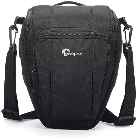Lowepro Toploader Zoom 45 AW II color negro Bolsa de c/ámara de fotos