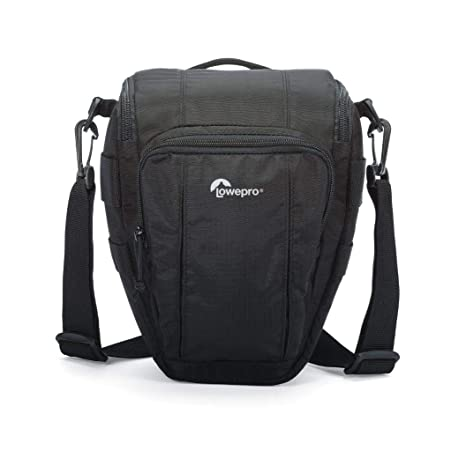 31f7c3f1bf Amazon.com   Lowepro Toploader Zoom 50 AW II Camera Case for DSLR and Lens