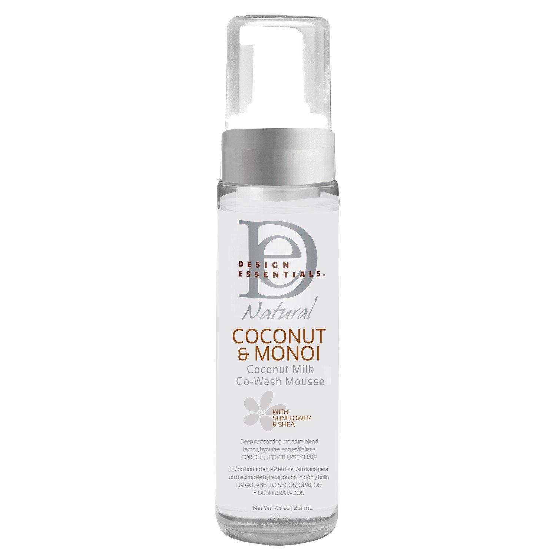 Amazoncom Design Essentials Natural Coconut Monoi Coconut Milk