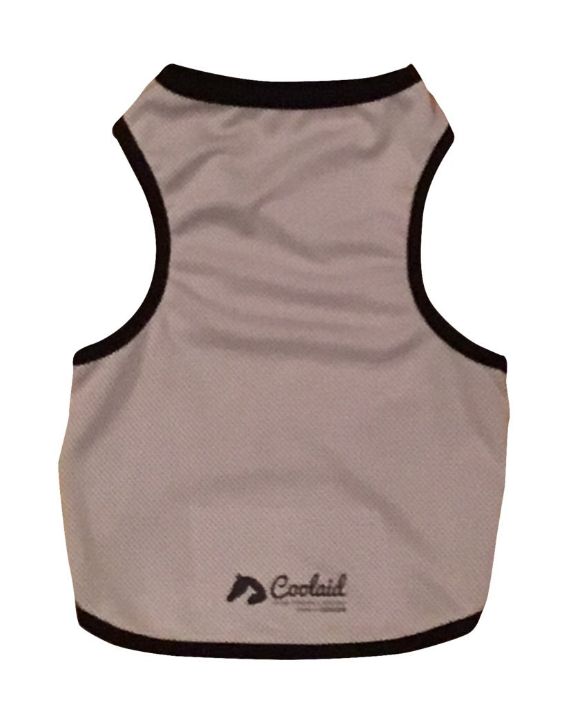 Crockery Coolaid Dog Cooling Vests Available in Small, Medium, Large, XXL