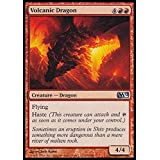 Magic The Gathering - Volcanic Dragon - Magic 2012
