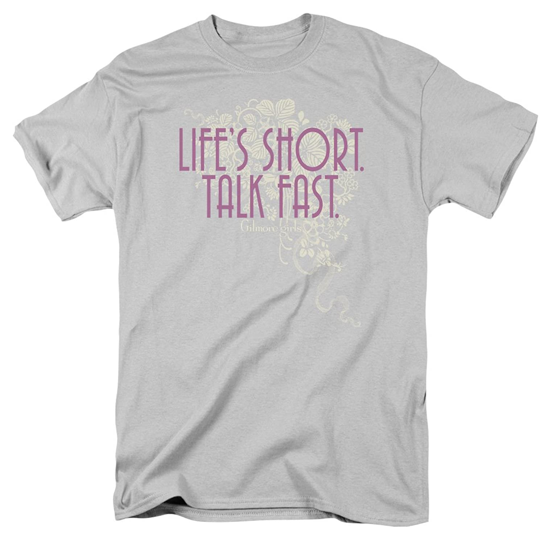 Gilmore Girls Comedy Family Drama TV Series Wb Lifes Short Adult T-Shirt Tee