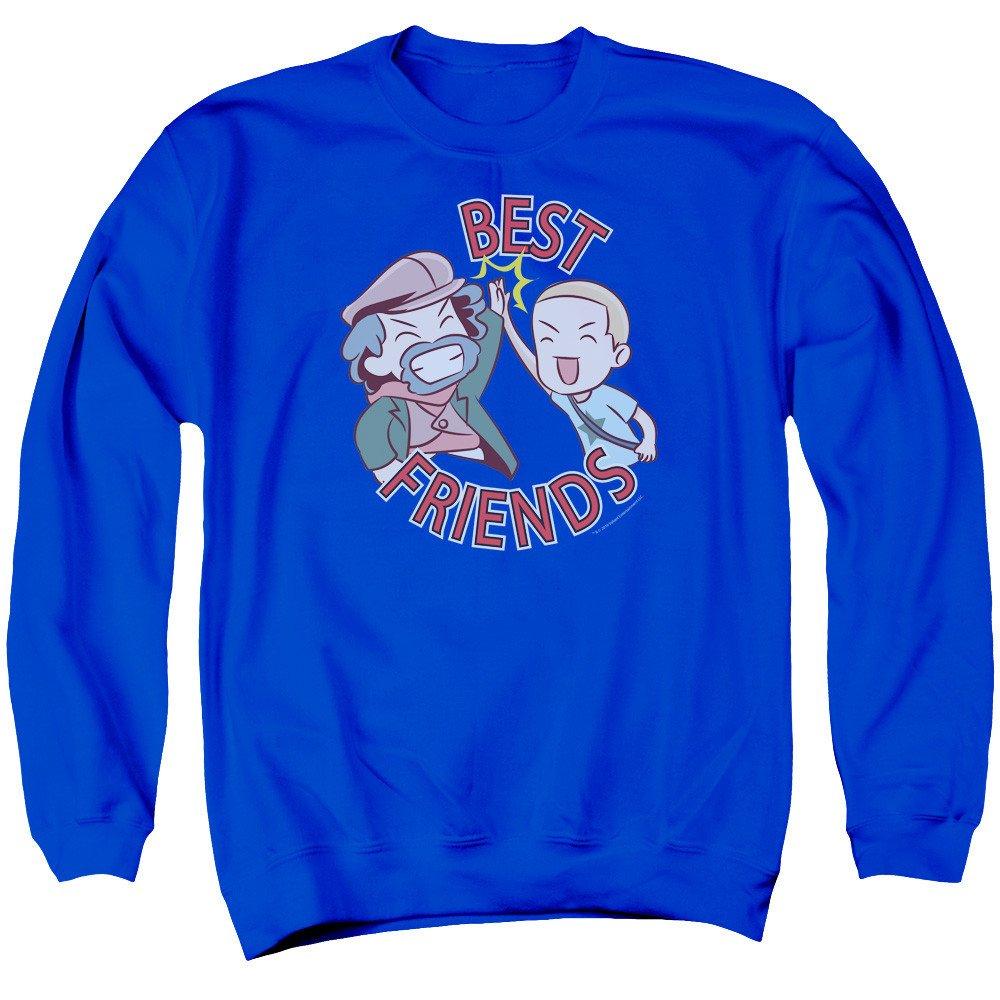 Valiantbest Friends Emoji Adult Crewneck Sweatshirt